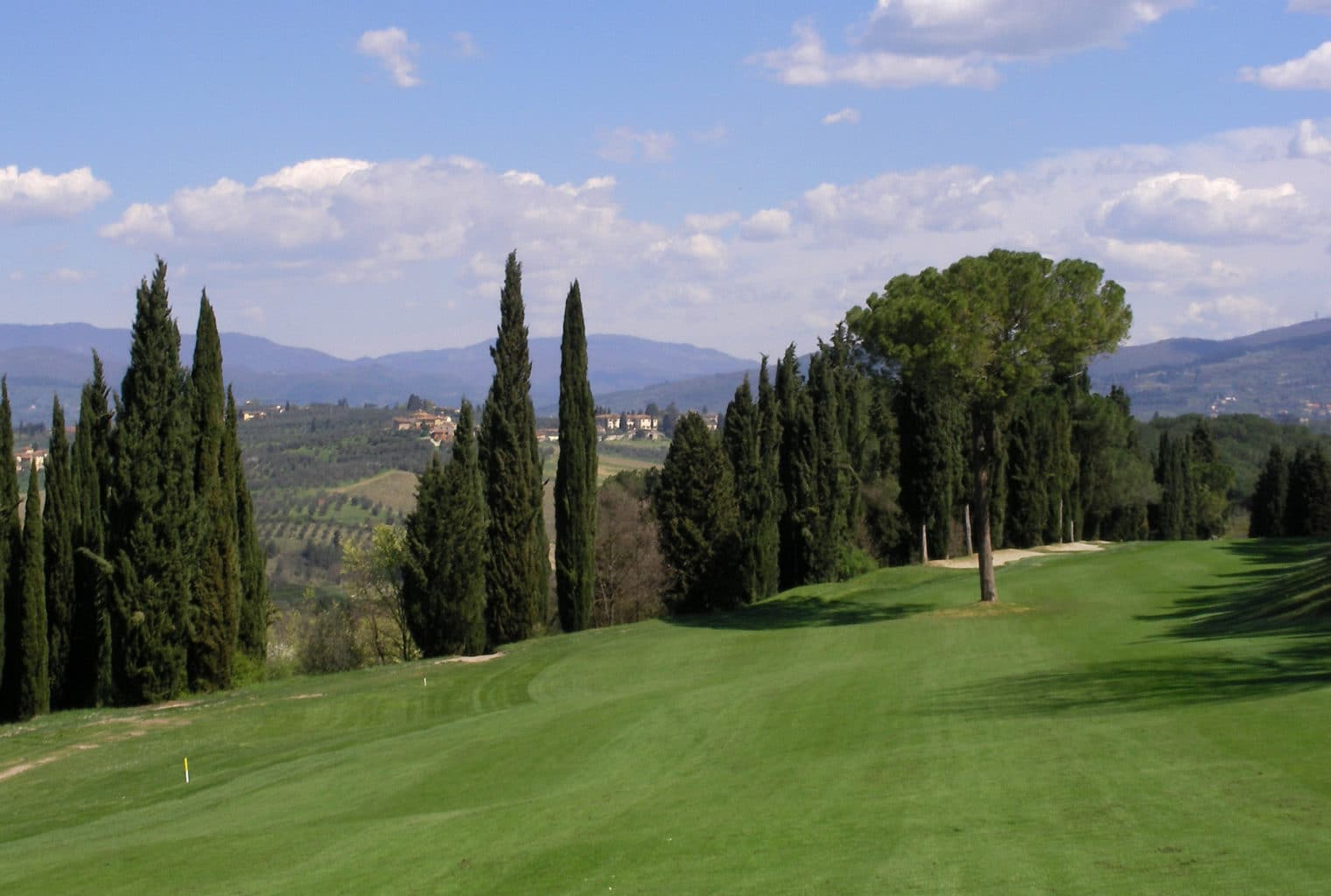 Circolo Golf Ugolino Firenze - Golf in Italy - Tuscany