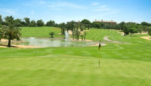 Katameya Heights Golf & Tennis Resort