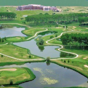 golf in Hungary