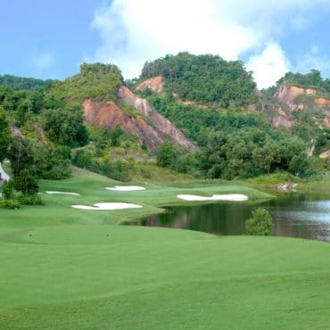 golf in Thailand