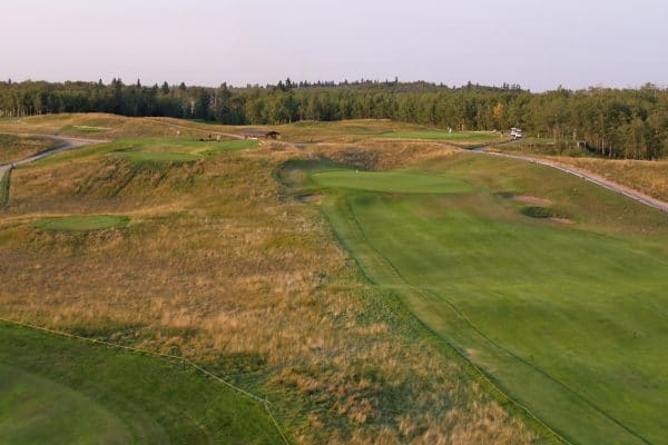 Old Course at Wolf Creek - Alberta