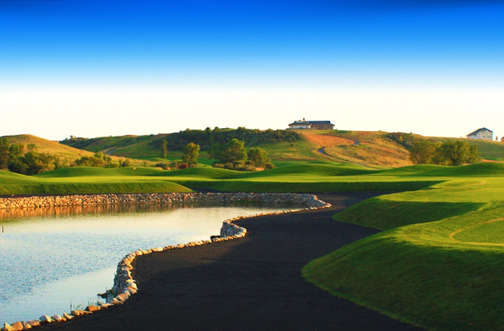 Hawktree Golf Club hole 7th