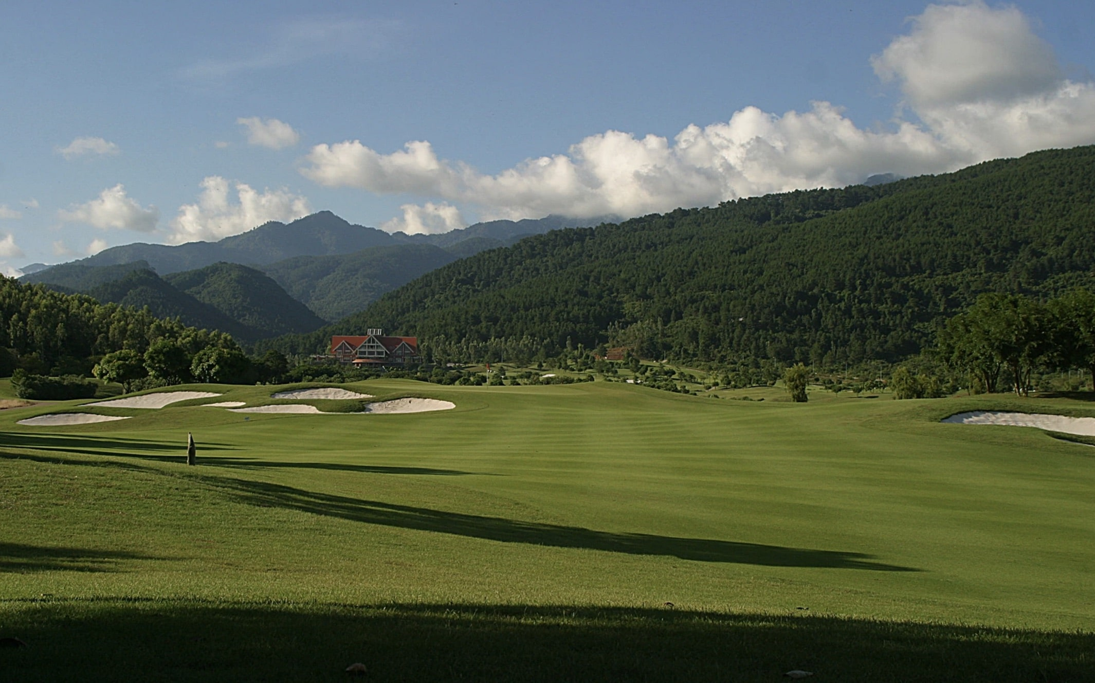 Tam Dao Golf Course