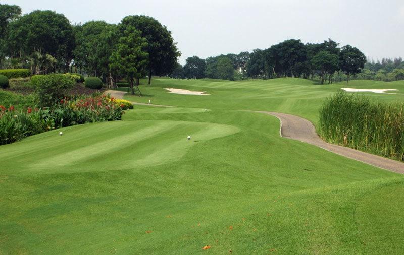 Van Tri Golf Club - Vietnam