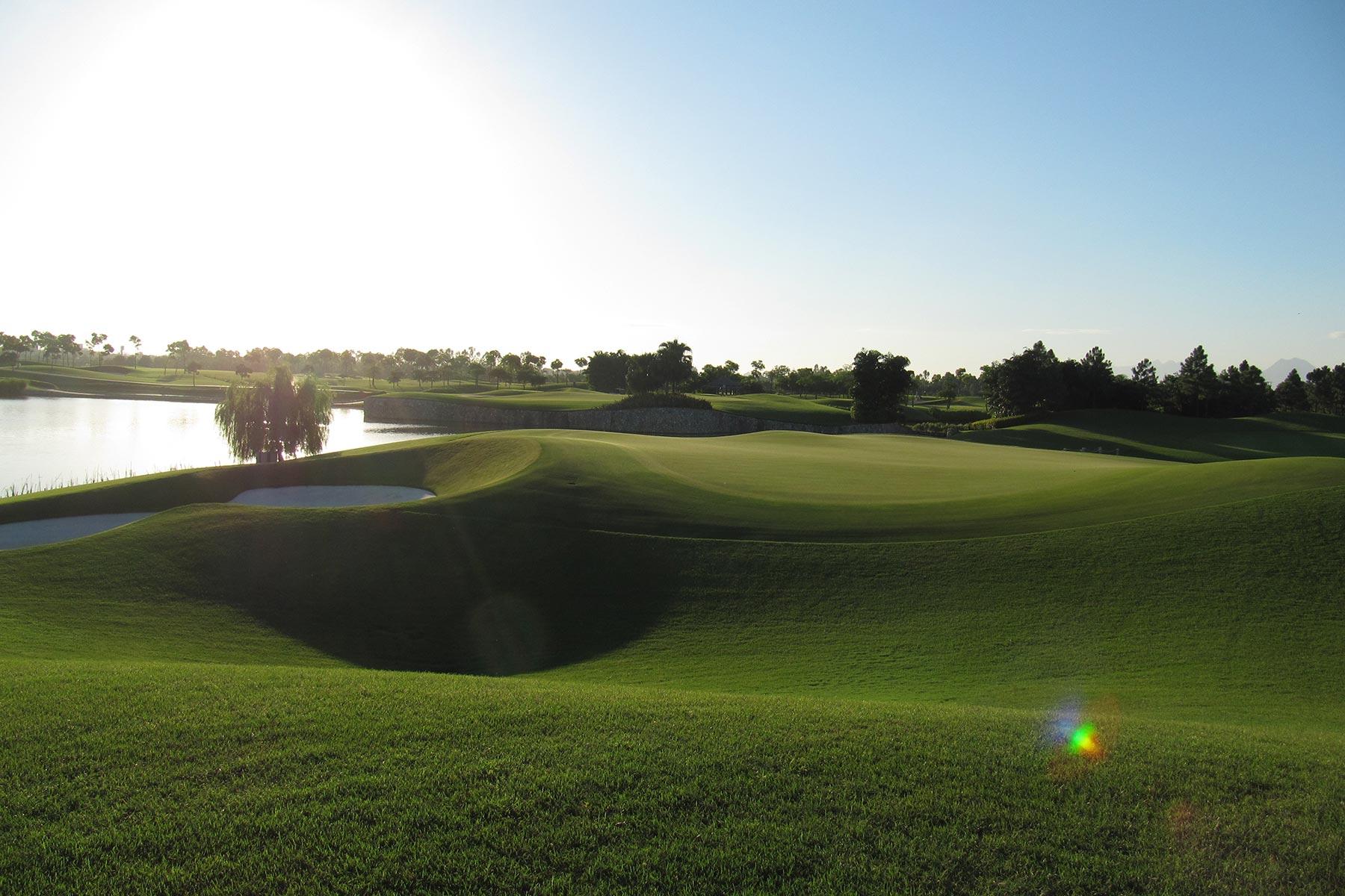 Van Tri Golf Club