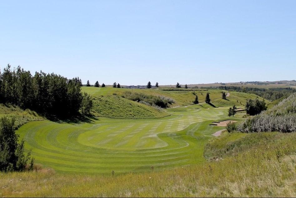 D'Arcy Ranch Golf Club hole 7