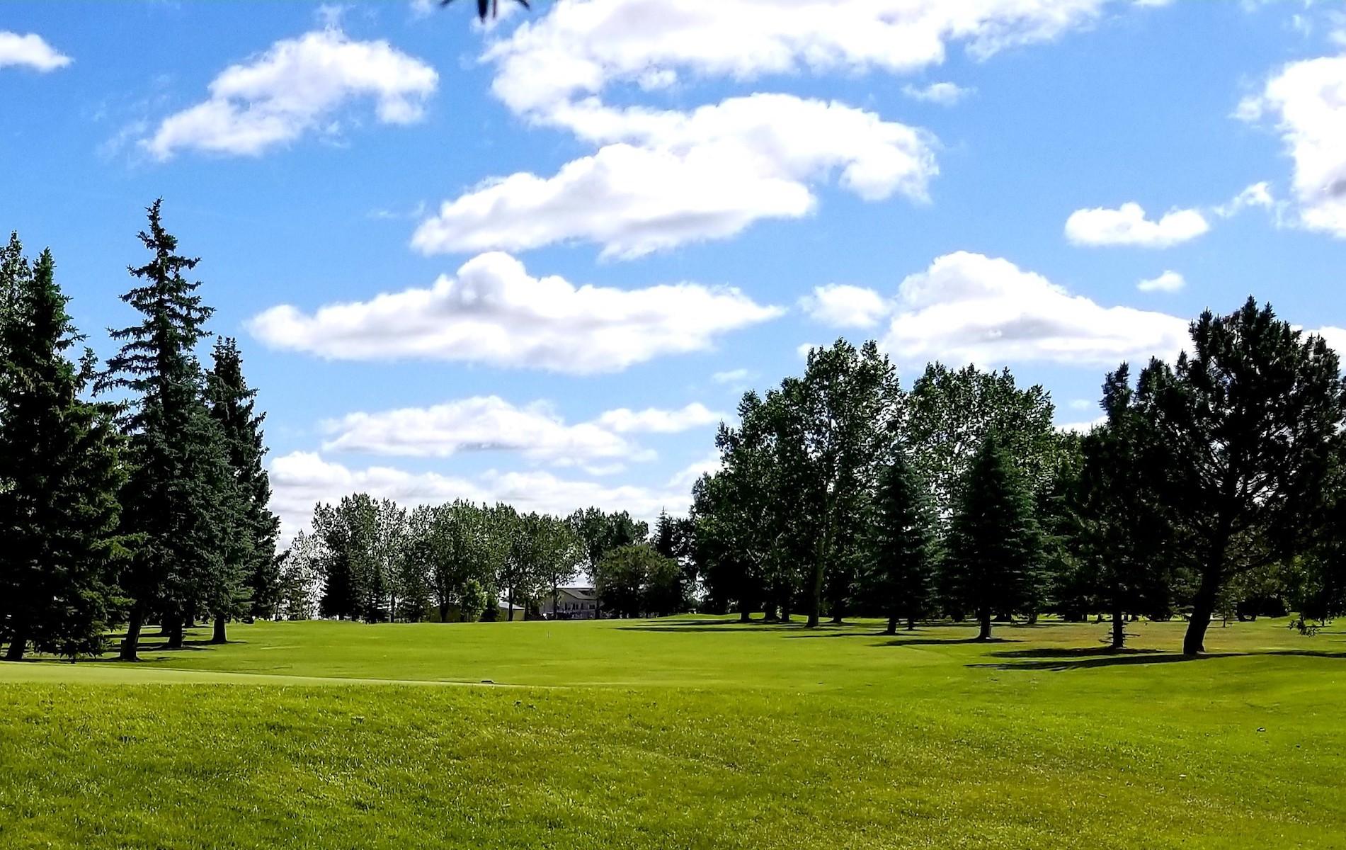 Bow Island Jubilee Golf Club