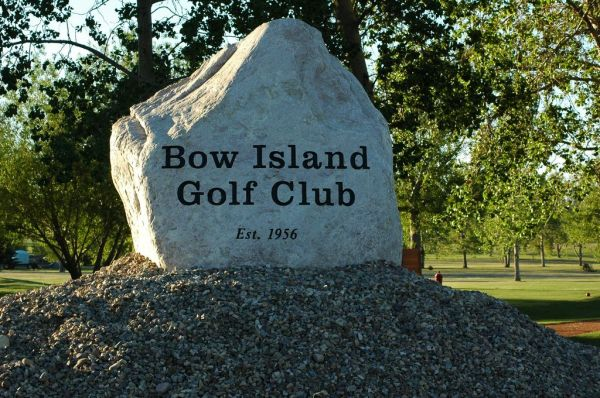 Bow Island Golf Club